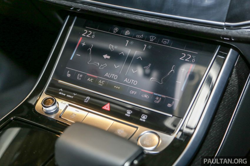 Audi Q8 3.0 TFSI quattro now in M'sia, from RM728k Image #928980