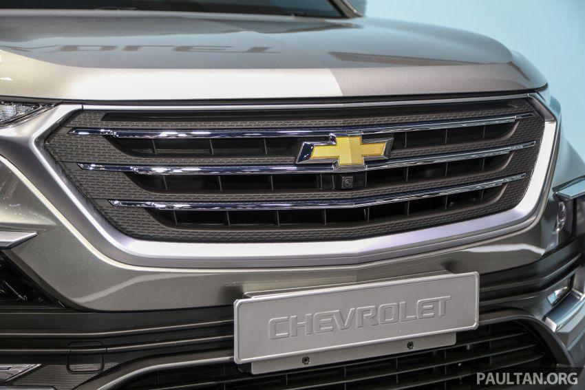 Bangkok 2019: New Chevrolet Captiva is a rebadged Baojun 530, Wuling Almaz – below 1m baht, 5/7 seats Image #939082