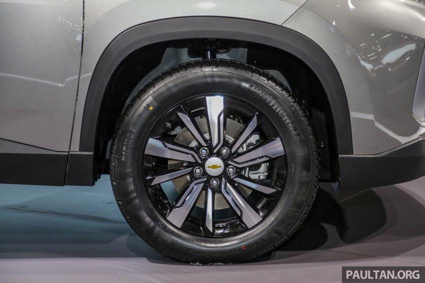 Bangkok 2019: New Chevrolet Captiva is a rebadged Baojun 530, Wuling Almaz – below 1m baht, 5/7 seats Image #939084