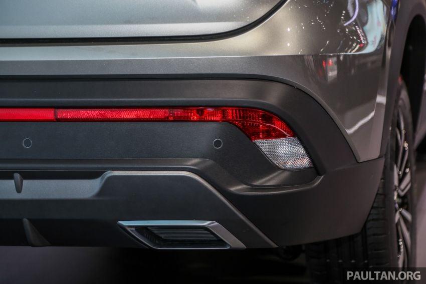 Bangkok 2019: New Chevrolet Captiva is a rebadged Baojun 530, Wuling Almaz – below 1m baht, 5/7 seats Image #939092