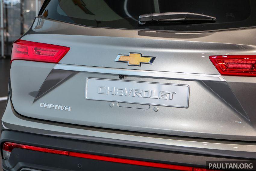 Bangkok 2019: New Chevrolet Captiva is a rebadged Baojun 530, Wuling Almaz – below 1m baht, 5/7 seats Image #939094