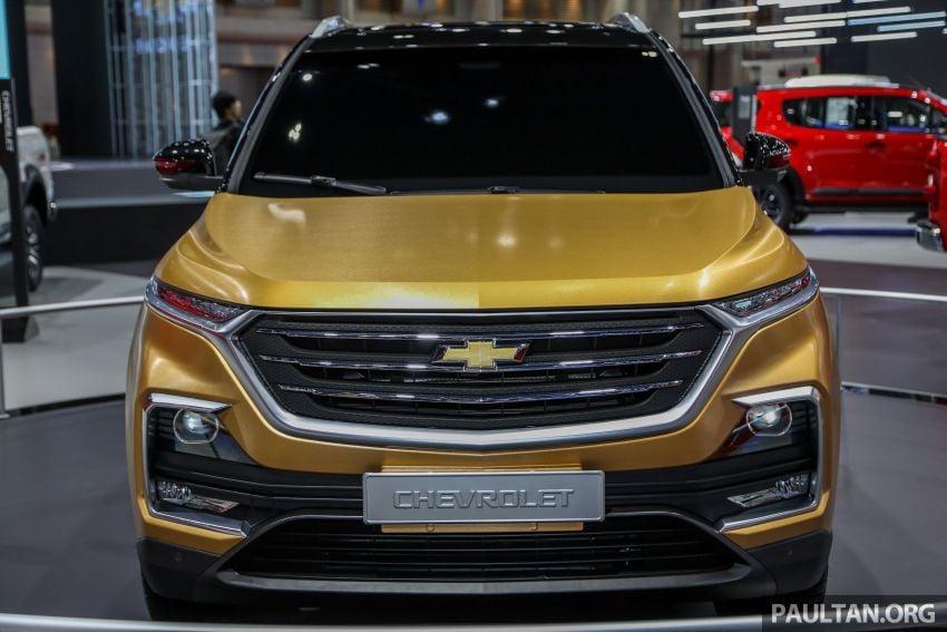 Bangkok 2019: New Chevrolet Captiva is a rebadged Baojun 530, Wuling Almaz – below 1m baht, 5/7 seats Image #939100