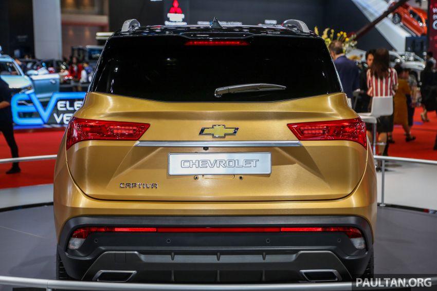 Bangkok 2019: New Chevrolet Captiva is a rebadged Baojun 530, Wuling Almaz – below 1m baht, 5/7 seats Image #939101