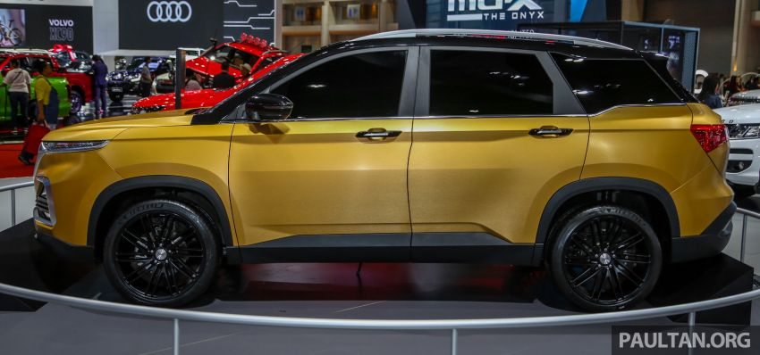 Bangkok 2019: New Chevrolet Captiva is a rebadged Baojun 530, Wuling Almaz – below 1m baht, 5/7 seats Image #939102
