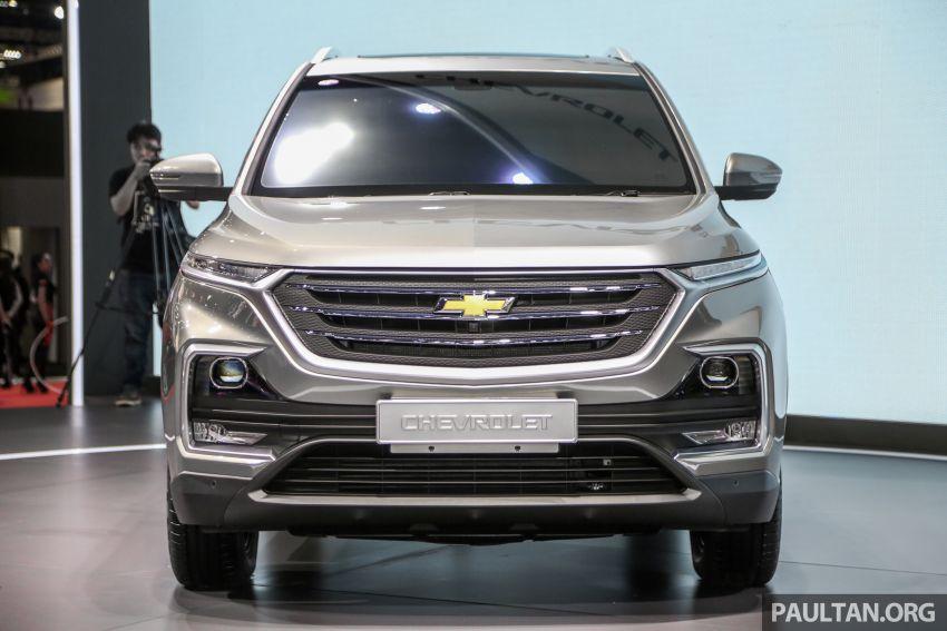 Bangkok 2019: New Chevrolet Captiva is a rebadged Baojun 530, Wuling Almaz – below 1m baht, 5/7 seats Image #939075