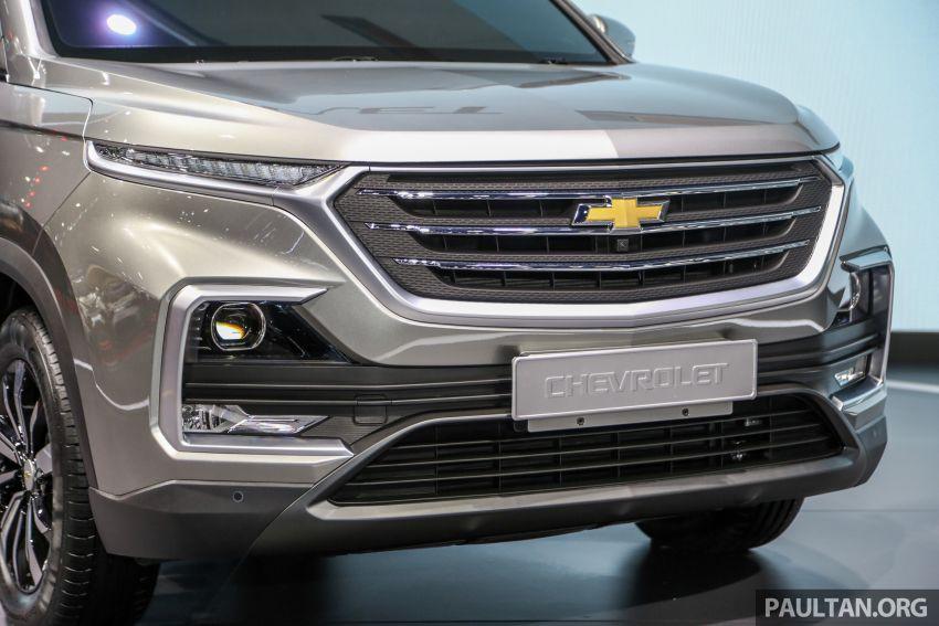 Bangkok 2019: New Chevrolet Captiva is a rebadged Baojun 530, Wuling Almaz – below 1m baht, 5/7 seats Image #939078