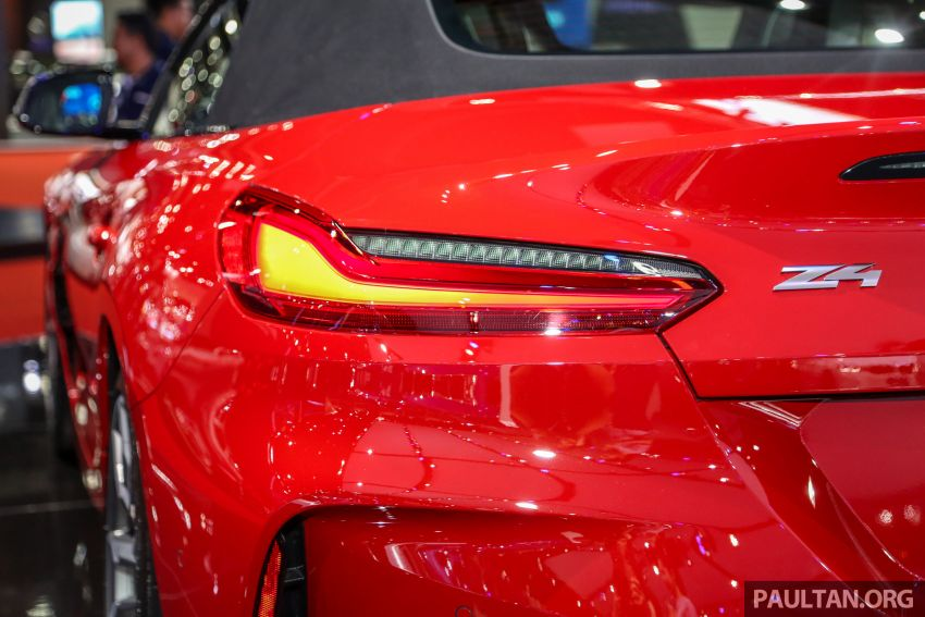 Bangkok 2019: G29 BMW Z4 launched, from RM510k Image #939744
