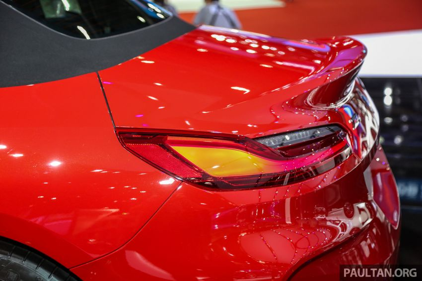 Bangkok 2019: G29 BMW Z4 launched, from RM510k Image #939745