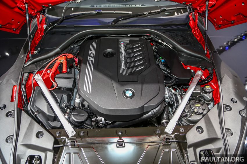 Bangkok 2019: G29 BMW Z4 launched, from RM510k Image #939749