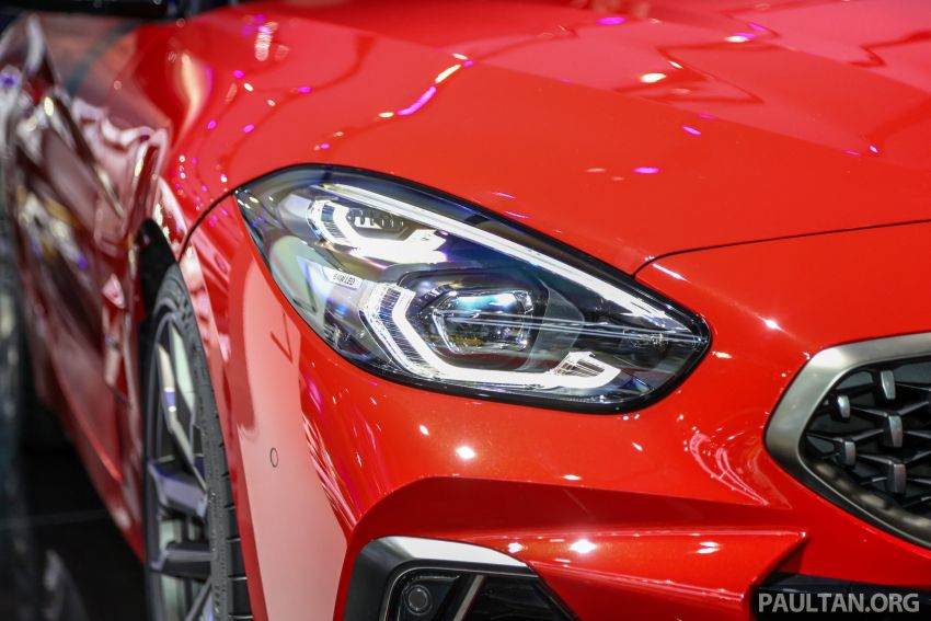 Bangkok 2019: G29 BMW Z4 launched, from RM510k Image #939731