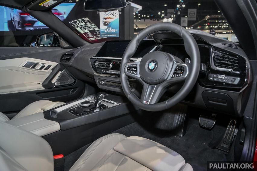 Bangkok 2019: G29 BMW Z4 launched, from RM510k Image #939751