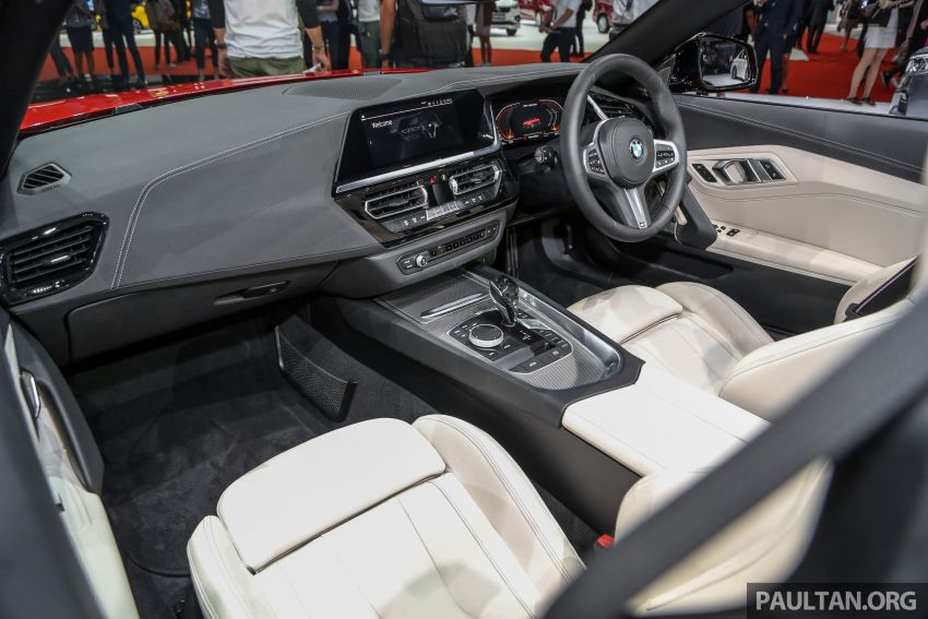 Bangkok 2019: G29 BMW Z4 launched, from RM510k Image #939770