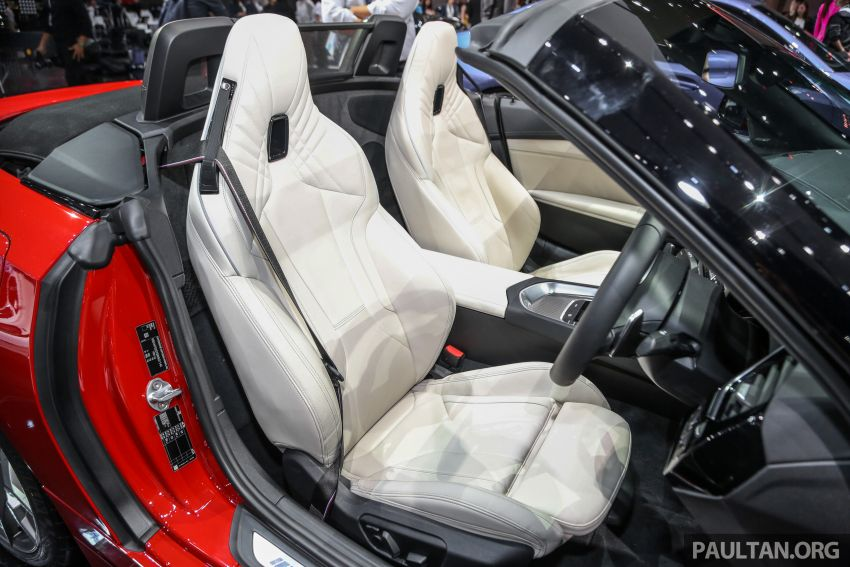 Bangkok 2019: G29 BMW Z4 launched, from RM510k Image #939771