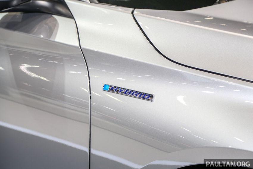 Bangkok 2019: New Honda Accord 1.5L Turbo, Hybrid Image #938685
