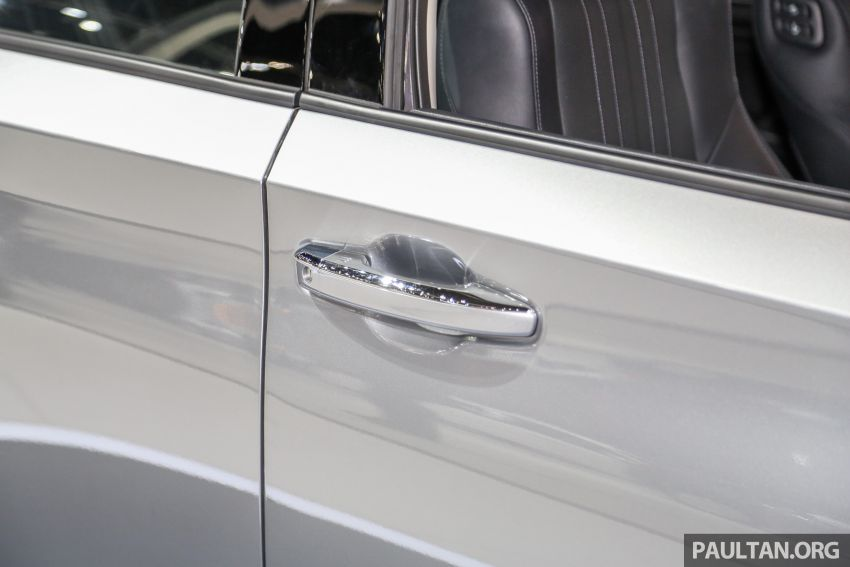 Bangkok 2019: New Honda Accord 1.5L Turbo, Hybrid Image #938686