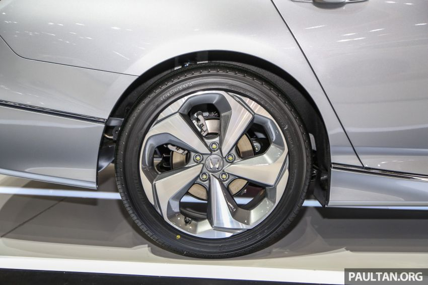 Bangkok 2019: New Honda Accord 1.5L Turbo, Hybrid Image #938689