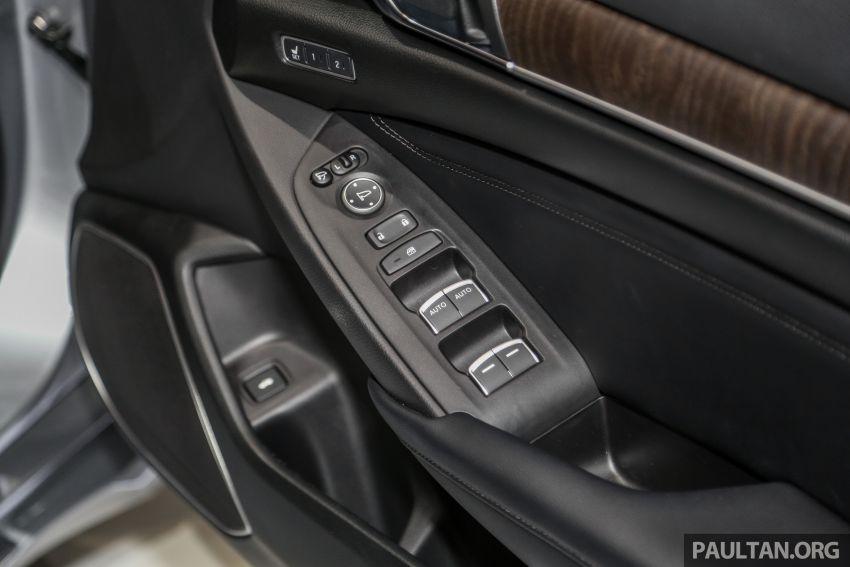 Bangkok 2019: New Honda Accord 1.5L Turbo, Hybrid Image #938713