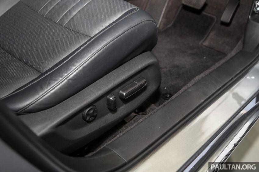 Bangkok 2019: New Honda Accord 1.5L Turbo, Hybrid Image #938716