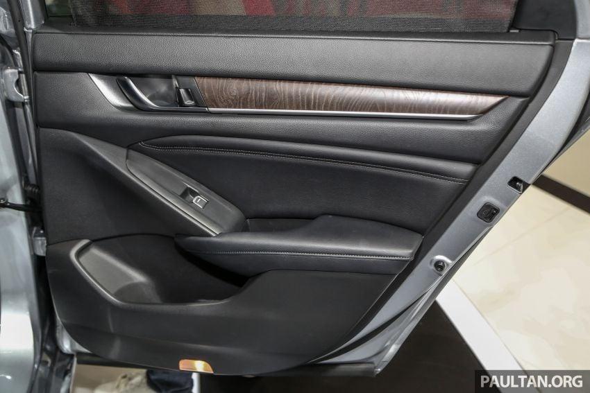 Bangkok 2019: New Honda Accord 1.5L Turbo, Hybrid Image #938718