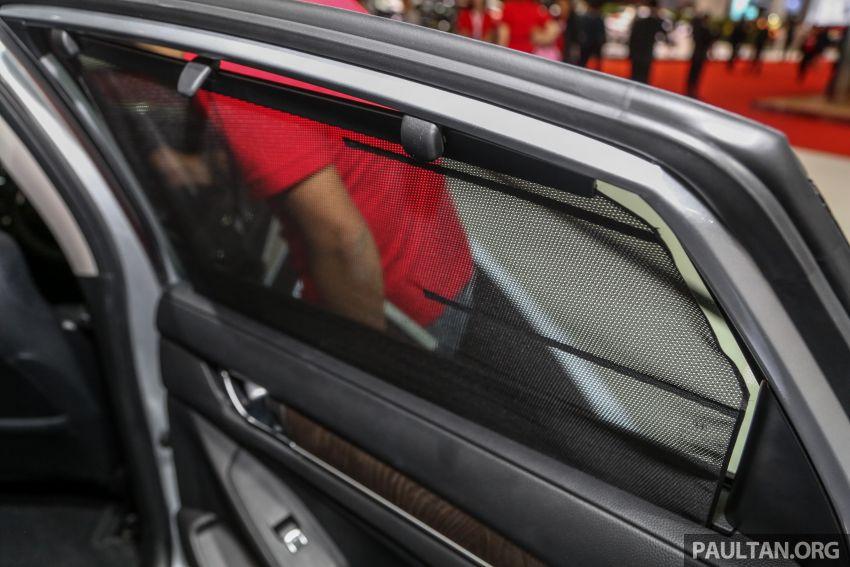 Bangkok 2019: New Honda Accord 1.5L Turbo, Hybrid Image #938720