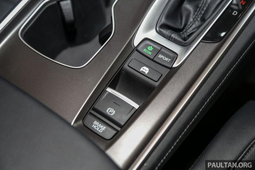 Bangkok 2019: New Honda Accord 1.5L Turbo, Hybrid Image #938706