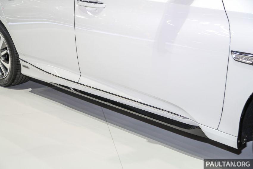 Bangkok 2019: Honda Accord Modulo, a subtle bodykit Image #939013
