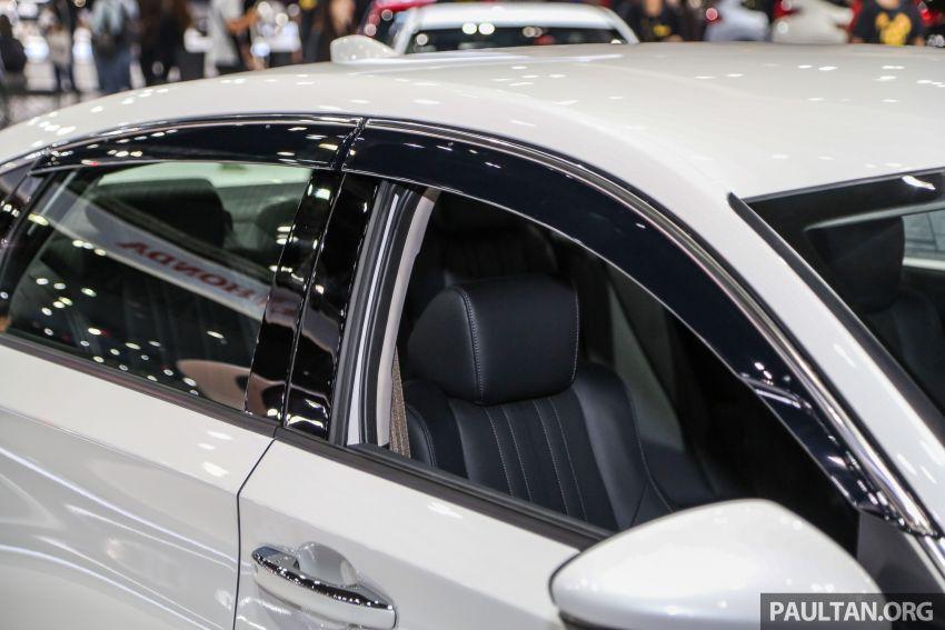 Bangkok 2019: Honda Accord Modulo, a subtle bodykit Image #939014