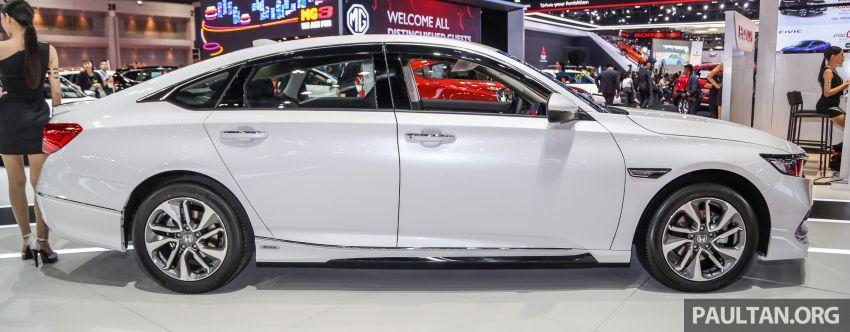 Bangkok 2019: Honda Accord Modulo, a subtle bodykit Image #939006