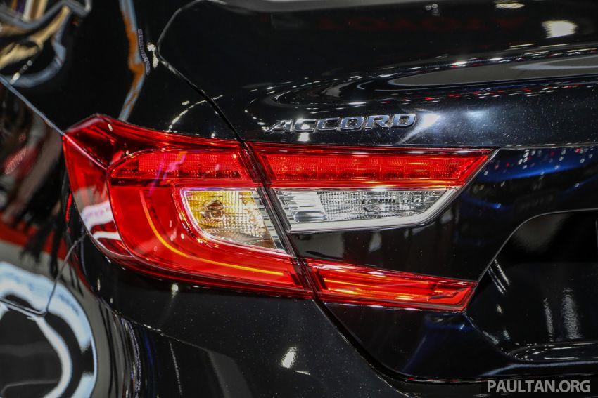 Bangkok 2019: New Honda Accord 1.5L Turbo, Hybrid Image #938638