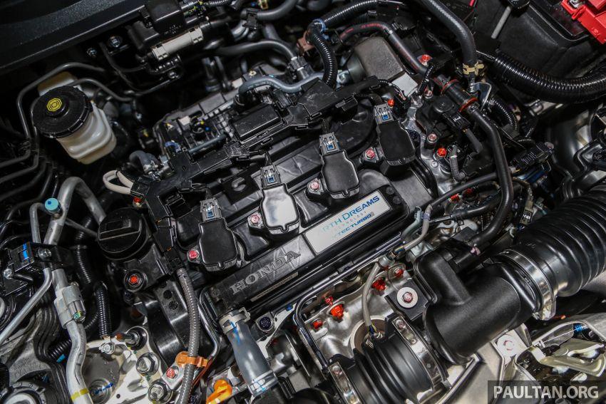 Bangkok 2019: New Honda Accord 1.5L Turbo, Hybrid Image #938643
