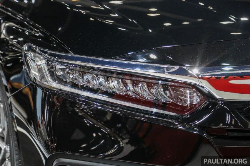 Bangkok 2019: New Honda Accord 1.5L Turbo, Hybrid Image #938627