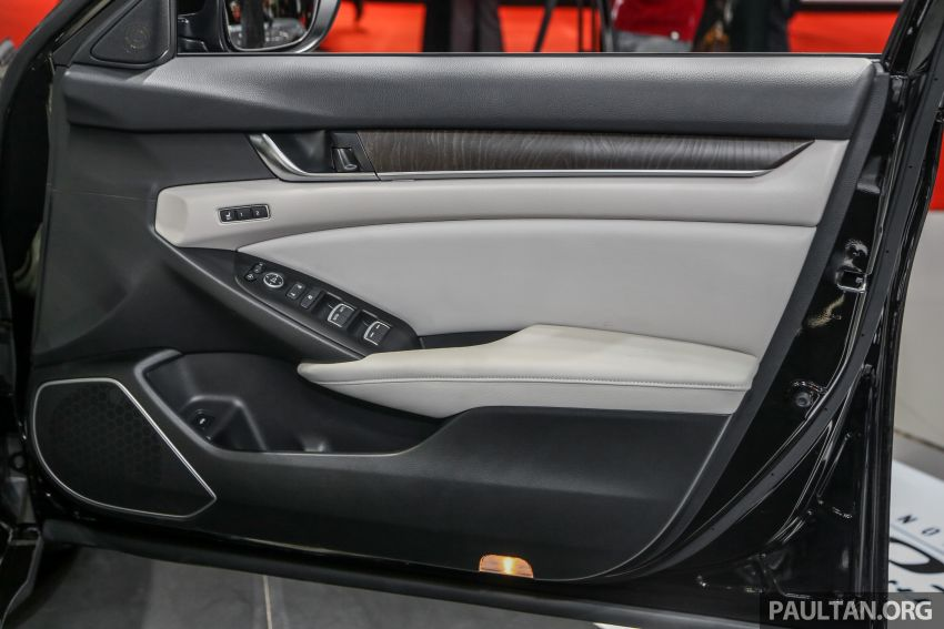 Bangkok 2019: New Honda Accord 1.5L Turbo, Hybrid Image #938658
