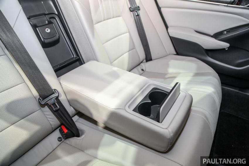 Bangkok 2019: New Honda Accord 1.5L Turbo, Hybrid Image #938667