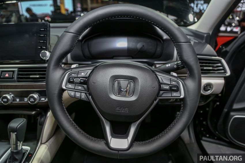 Bangkok 2019: New Honda Accord 1.5L Turbo, Hybrid Image #938646