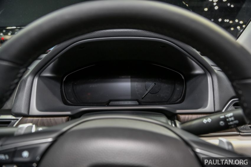 Bangkok 2019: New Honda Accord 1.5L Turbo, Hybrid Image #938647
