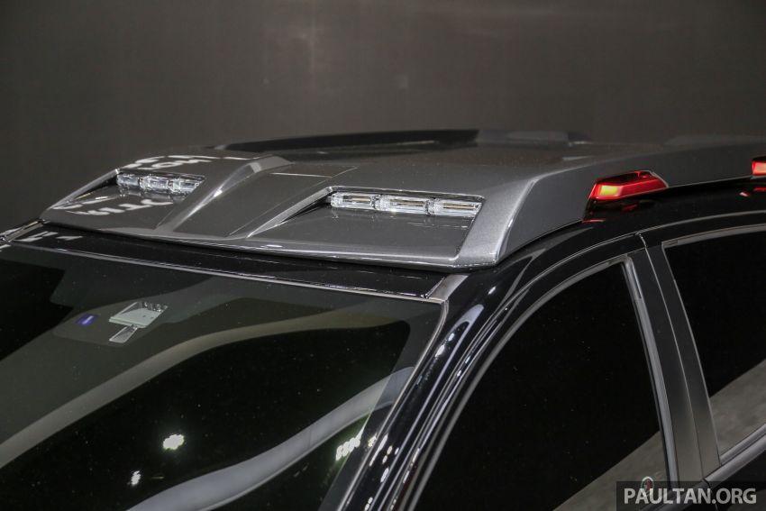 Bangkok 2019: Mitsubishi Triton Absolute, CF bad boy Image #939116