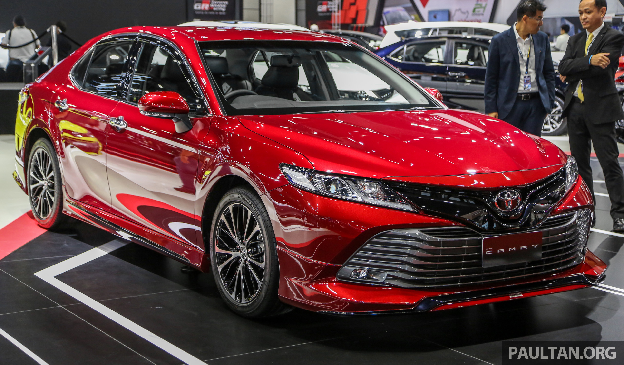 Kelebihan Harga Toyota Camry Spesifikasi