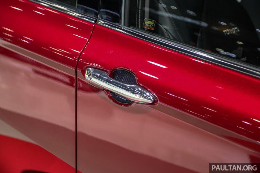 Bangkok 2019: Toyota Camry TRD Sportivo w bodykit Image #938920
