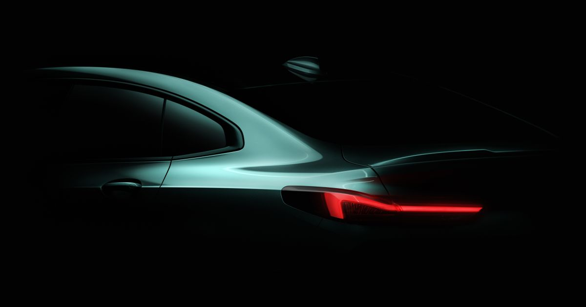 bmw 2 series gran coupe to debut at la auto show. Black Bedroom Furniture Sets. Home Design Ideas