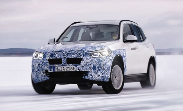 2021 BMW X5 Will Introduce Electric Version >> Bmw Ix3 I4 And Inext Undergo Cold Weather Testing