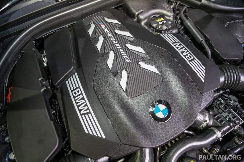 G15 BMW 8 Series launched in Malaysia – sole M850i xDrive variant; 530 PS 4.4L twin-turbo V8; RM1,088,800 Image #933602