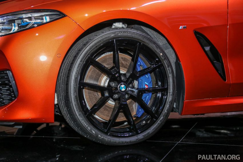G15 BMW 8 Series launched in Malaysia – sole M850i xDrive variant; 530 PS 4.4L twin-turbo V8; RM1,088,800 Image #933610