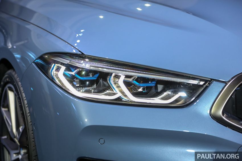 G15 BMW 8 Series launched in Malaysia – sole M850i xDrive variant; 530 PS 4.4L twin-turbo V8; RM1,088,800 Image #933580