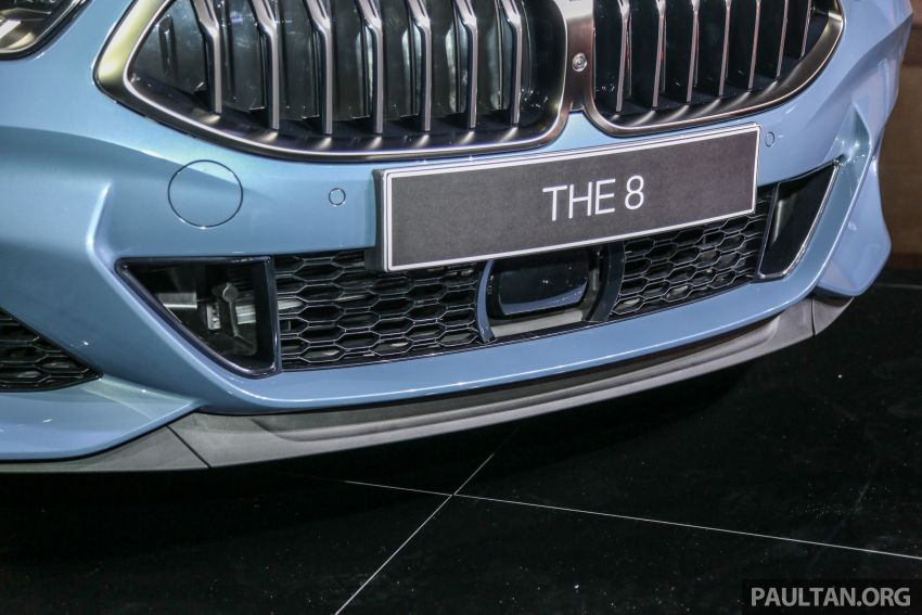 G15 BMW 8 Series launched in Malaysia – sole M850i xDrive variant; 530 PS 4.4L twin-turbo V8; RM1,088,800 Image #933584