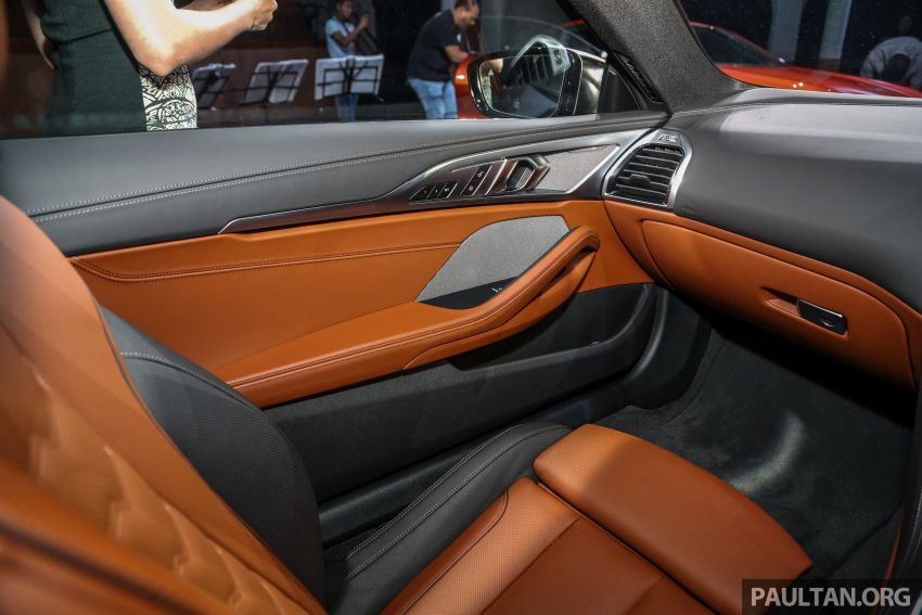 G15 BMW 8 Series launched in Malaysia – sole M850i xDrive variant; 530 PS 4.4L twin-turbo V8; RM1,088,800 Image #933627