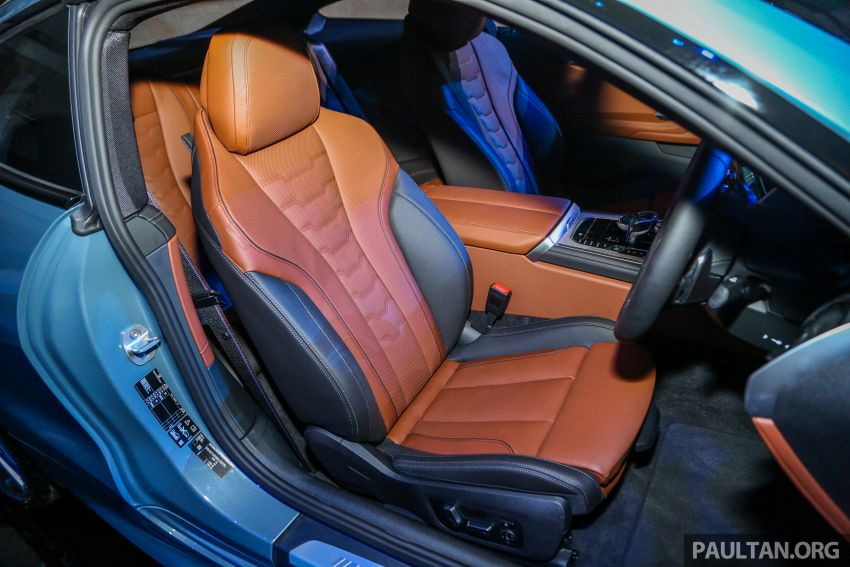 G15 BMW 8 Series launched in Malaysia – sole M850i xDrive variant; 530 PS 4.4L twin-turbo V8; RM1,088,800 Image #933632