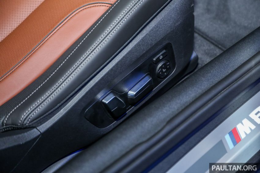 G15 BMW 8 Series launched in Malaysia – sole M850i xDrive variant; 530 PS 4.4L twin-turbo V8; RM1,088,800 Image #933636