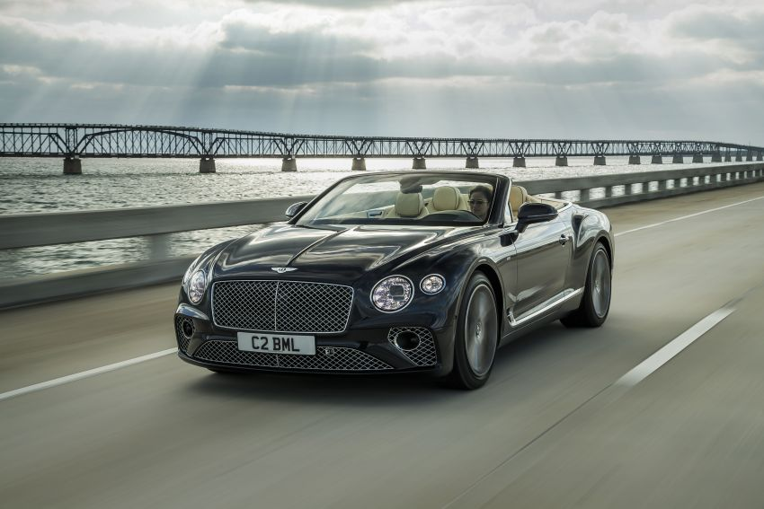 Bentley Continental GT V8 models unveiled – 542 hp Image #936200