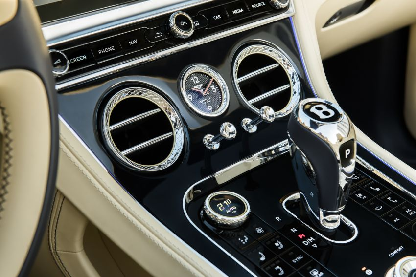 Bentley Continental GT V8 models unveiled – 542 hp Image #936211
