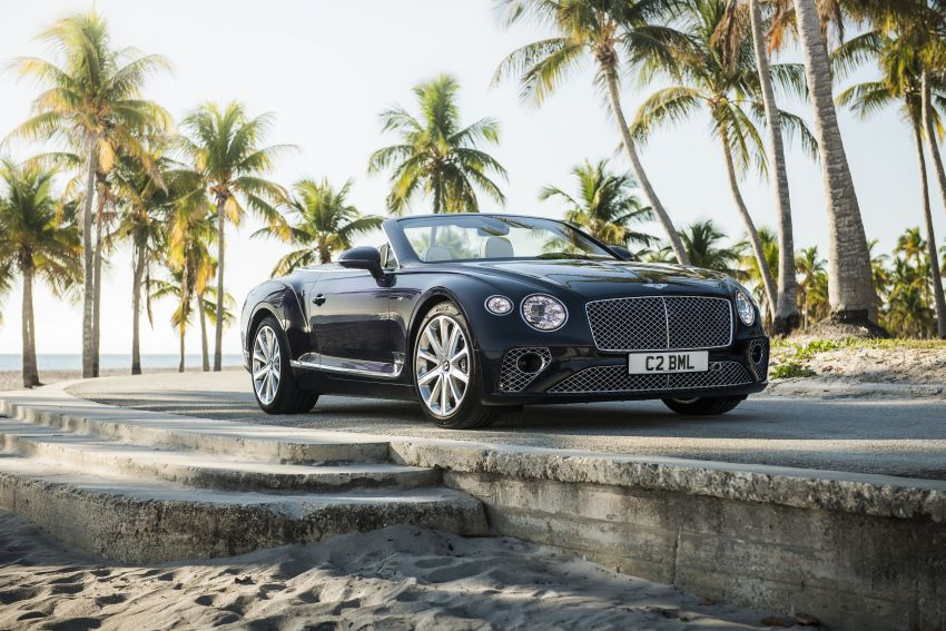Bentley Continental GT V8 models unveiled – 542 hp Image #936202